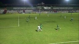 Melhores momentos: Luverdense 1 x 2 Goiás pela 31ª rodada da série B do Brasileirão