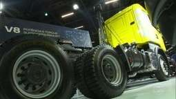 Veja as novidades da maior feira de transportes do país
