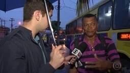 Passageiros reclamam da falta de ônibus da Linha 388 em Santa Cruz