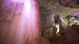Gruta de Maquiné, em Codisburgo, foi descoberta por fazendeiro em 1825
