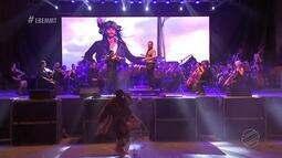 Especial: Orquestra sinfônica da UFMT revive trilhas de sucessos do cinema - Bloco 01
