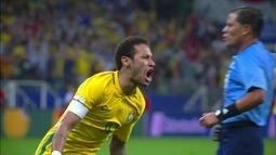 Jornalista critica individualismo de Neymar na Seleção