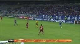 """Thiago Neves, após bela troca de passes, faz a """"pintura"""" da 34ª rodada"""