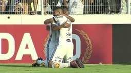 Os gols de Ponte Preta 2 x 1 Atlético-PR pela 35ª rodada do Brasileirão 2017