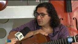 Festival de violão de Teresina acontece no Palácio da Música durante este fim de semana