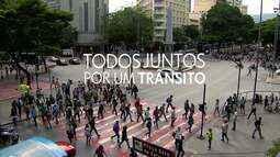 Viva Melhor no Trânsito: Faixa de pedestres