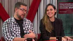 Alexandre Roldão e Juliana Dametto Guimaraes Rosa falam do documentário 'Sertanias'
