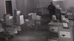 Polícia prende grupo suspeito de roubar defensivos agrícolas; prejuízo é de R$ 30 milhões