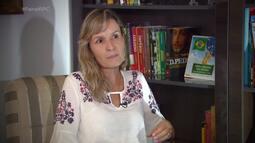 Professora conta a história do Brasil de um jeito curioso para as crianças
