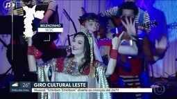 Confira a programação cultural para o fim de semana em São Paulo