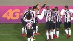 Os gols de Atlético-MG 3 X 0 Coritiba pela 36ª rodada do Campeonato Brasileiro