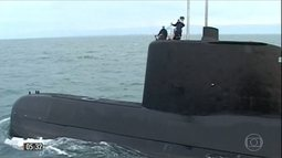 Equipe dos EUA irá ajudar na busca por submarino desaparecido na Argentina