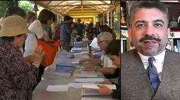 Piñera e Guillier vão para o segundo turno da eleição presidencial no Chile