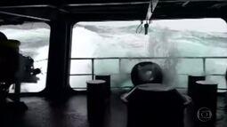 Marinha argentina afirma que sinais sonoros não são do submarino desaparecido