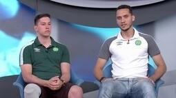 Neto e Follman falam de cuidados com famílias de vítimas e Galvão se emociona