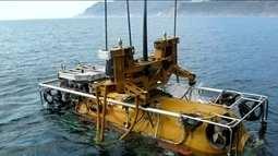 Marinha dos EUA entra nas buscas por submarino argentino