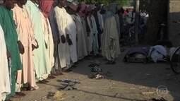 Atentado suicida deixa 50 mortos na Nigéria