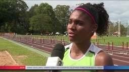 Destaque dos 110m com barreiras nos Jogos Escolares sonha com as Olimpíadas