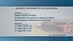 Governo do estado abre edital para seleção de acervo fotográfico de Rondônia