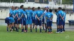 Com 21 jogadores, São Bento apresenta parte do elenco e inicia trabalhos para 2018
