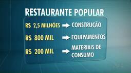 Vereadores aprovam orçamento para restaurante popular em Umuarama