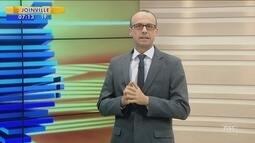 Renato Igor fala sobre o número de homicídios em Florianópolis