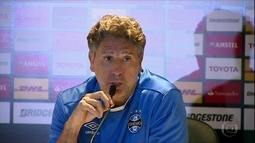 Grêmio faz mistério na escalação antes de final da Libertadores