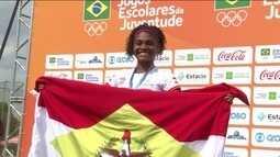 Aos 17 anos, Micaela Rosa já é estreia nos 110m com barreira