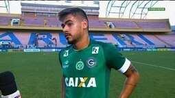 Rezende comemora gol e espera ter mais chances em 2018