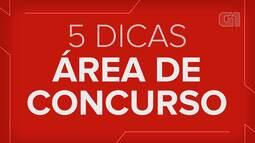 Lia Salgado dá 5 dicas para escolher sua área de concurso