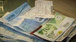 Repórter Mirante apresenta os exemplos da educação financeira