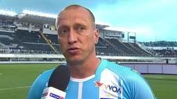 Marquinhos diz que Avaí fez grande jogo, o clube não investiu mas colocou a casa em ordem