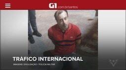 G1 em 1 Minuto: Procurado por tráfico internacional oferece R$ 300 mil para não ser preso