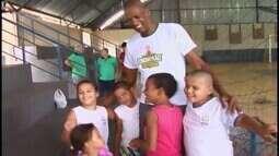 Ídolo do basquete nacional, Gerson Victalino desembarca em Ituiutaba