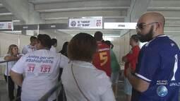 Torcedores do Bahia elegem o novo presidente neste sábado (8)