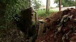 Bacias de contenção podem ajudar a reduzir estragos das chuvas em Vicente Pires
