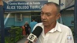Funcionários de clínica da família em Irajá estão com salários atrasados
