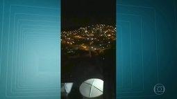 Tiroteio no Complexo da Penha preocupa moradores