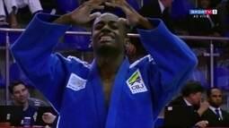 Michael Marcelino vence Gabriel Alves na seletiva nacional de judô