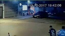 Comerciantes e clientes de 'tapiocaria' são vítimas de roubo no Leblon, em Campo Grande