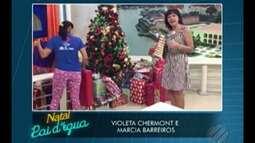 Telespectadores deixam presentes para campanha de Natal da TV Liberal