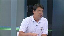 Adilson Batista pede intercâmbio com europeus e sugere fim dos estaduais