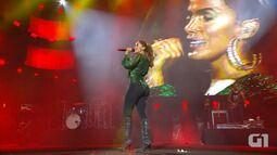 Festival de Verão: Anitta canta 'Ritmo Perfeito'