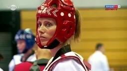 Conheça um pouco dos sonhos dos atletas do parataekwondo