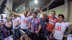 TV Bahêa - Veja como foi a eleição para presidente do Bahia