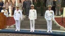 Solenidade de passagem do comando do 9° Distrito Naval é realizada no AM