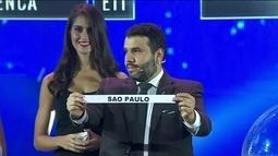 Confira o sorteio dos confrontos dos brasileiros da Copa Sul-Americana 2018