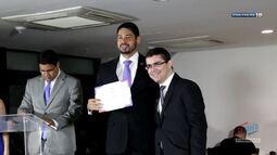 TV Bahêa - Nova diretoria do Bahia toma posse