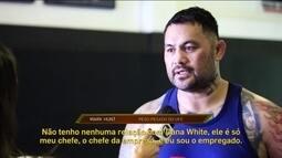 Entre alfinetadas a Dana White e treinos, Mark Hunt fala ao Sensei em entrevista exclusiva