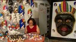 Começam os preparativos para o Carnaval de Bezerros, em Pernambuco